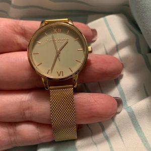 Olivia Burton Rose Gold Watch $150+